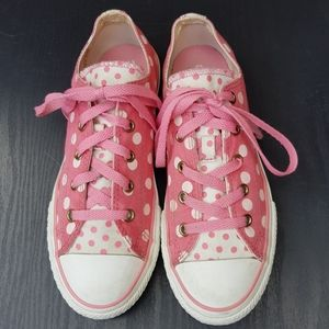 Converse All Star Size 4 ( Big Girl)